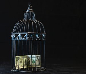 banknote-bill-cage-747113